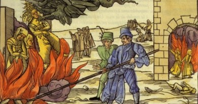 Eulalia Tamarit Sanchez, ebrea condannata al rogo e salvata grazie alla corruzione dell'Inquisizione siciliana