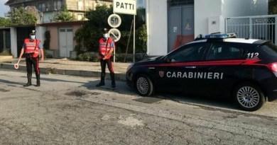 Patti, due persone arrestate dai carabinieri. Sospeso un locale per gravi carenze igienico-sanitarie