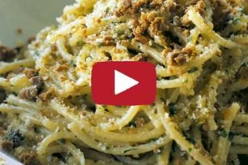 Ricetta paste con le sarde