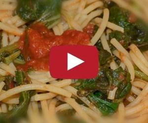 Ricette Siciliane pasta che taddi