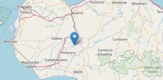 terremoto - salemi - milo - trapani - catania