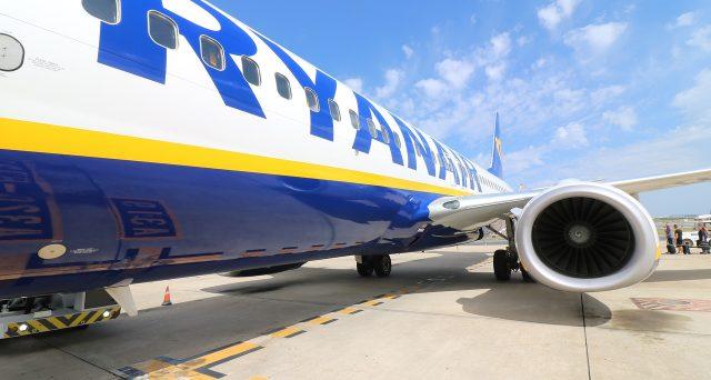 Ryanair - Palermo - Germania - Polonia - Francia