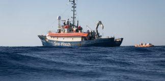 Sea Watch - Catania - Marsiglia