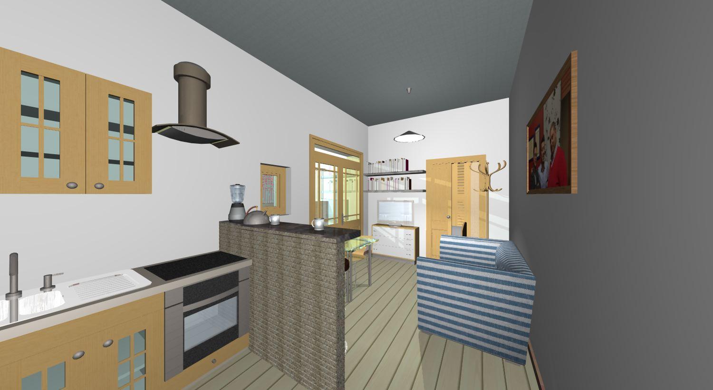 Mini Appartamento 35 mq nel cuore del Centro Storico di