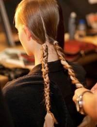 Ribbons And Braids -- The Hair At Jason Wu Spring 2011 ...