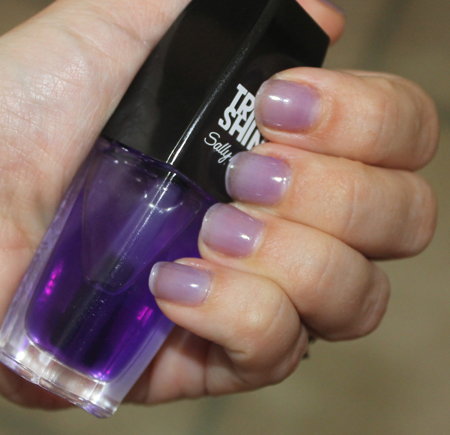 Are You Ready For This Jelly  Sally Hansen Launches New Triple Shine Jelly Nail Lacquers