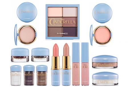 MAC Cosmetics x Disney Cinderella Makeup Collection Not