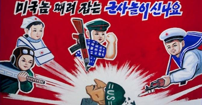 Kết quả hình ảnh cho anti american north korea