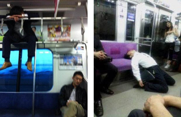 The Weird Side Of Japanese Trains  Sick Chirpse