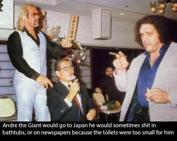 10 Things We Learned On Andre The Giant S Interview With