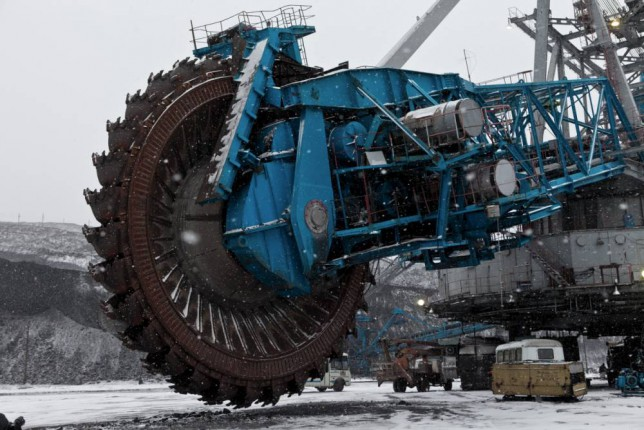 the biggest saw in