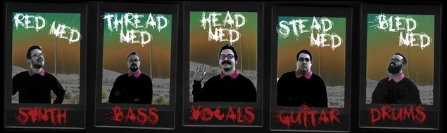There's Actually A Ned Flanders Themed Metal Band Called