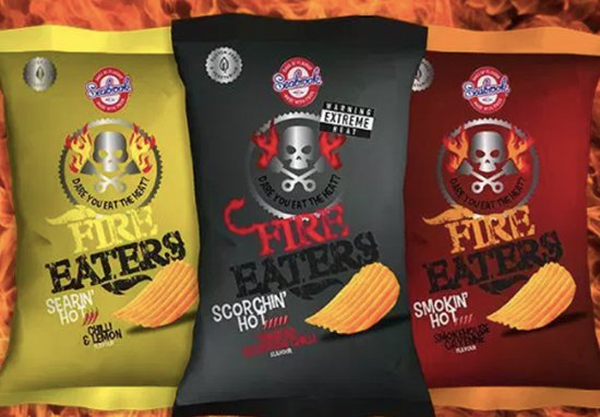 Tescos Have Released Crisps That Are So Spicy You Need To