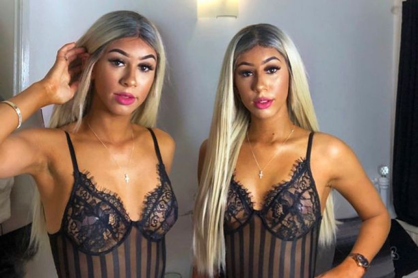Twins Who Live Identical Lives Keep Getting Mixed Up And Groped By Each  Other's Boyfriends – Sick Chirpse