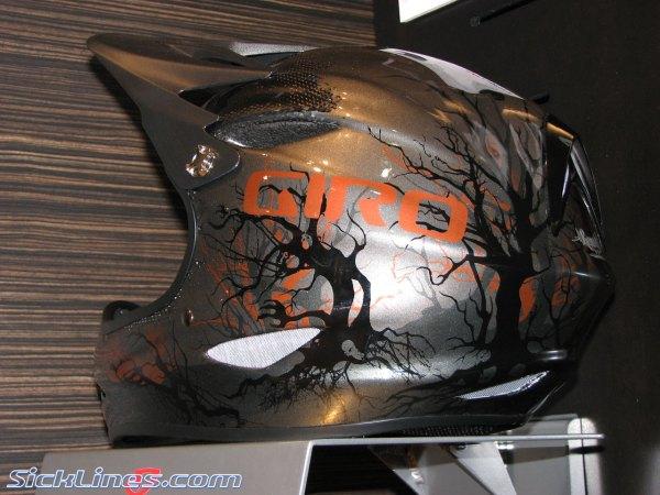 2008 Giro Remedy Cf Helmet - Sick Lines