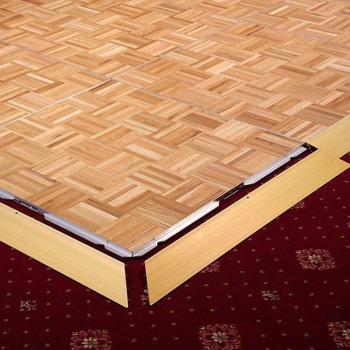 Dance Flooring  CamLock Portable Dance Floor  SICO