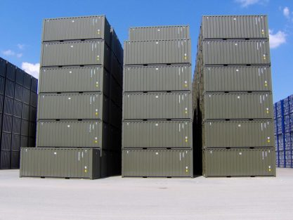 Army Containers  Sicom Container