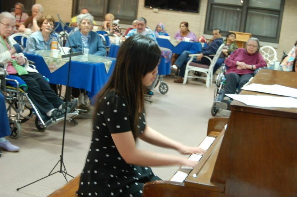 Recital For Seniors 2014