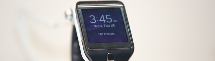 healthcare via smartwatch