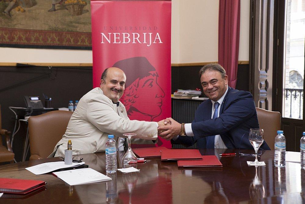 Partnership with the Nebrija University of Madrid