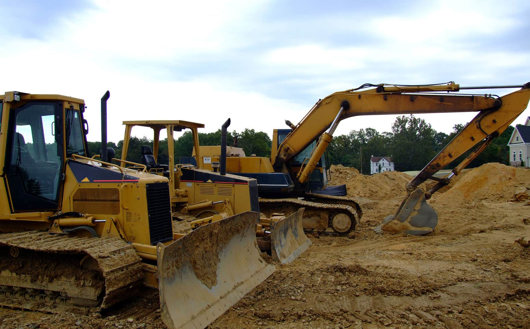 Construction – Heavy Equipment