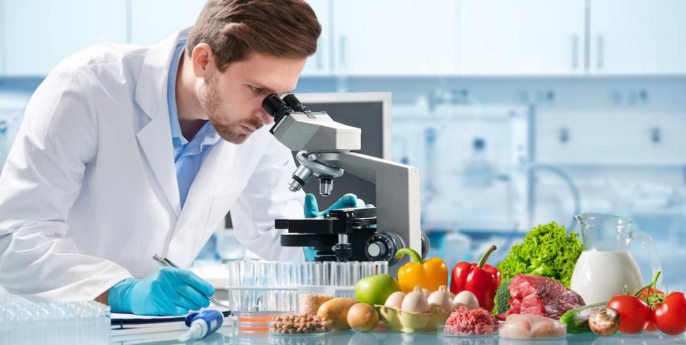 sostanze chimico e alimenti