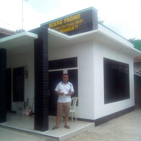 Ruang Promo (Informasi Desa dan Produk UMKM)