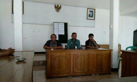 Kunjungan Tim Monitoring dan Evaluasi Kecamatan Patimuan