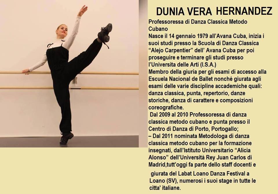 DUNIA VERA HERNANDEZ
