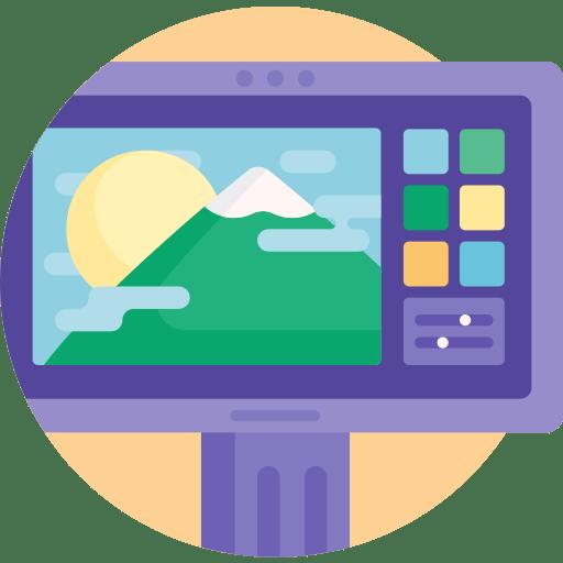 monitor interattivi