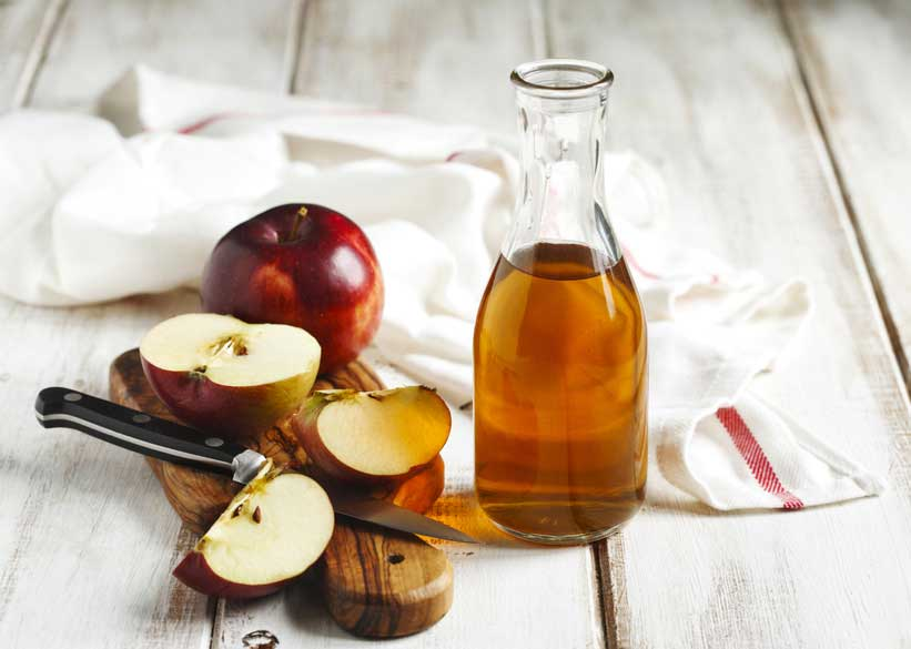 apfelessig mit honig abnehmen