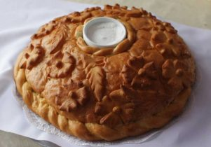 Brot Und Salz Zur Hauseinweihung Oder Zur Hochzeit Infos