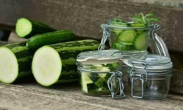 Zucchinis einmachen