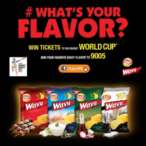 Lays Wavy ICC Competition