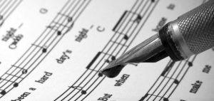 Lyrics, pen