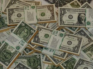 money laundering forfeitures