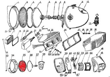 Motorcycle Sidecar Parts. Diagram. Auto Wiring Diagram