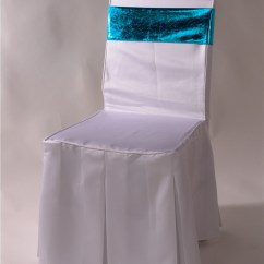 Christmas Chair Covers White Poang Cover Factory Wholesale Polyester Cheap Banquet For Parties Decorations