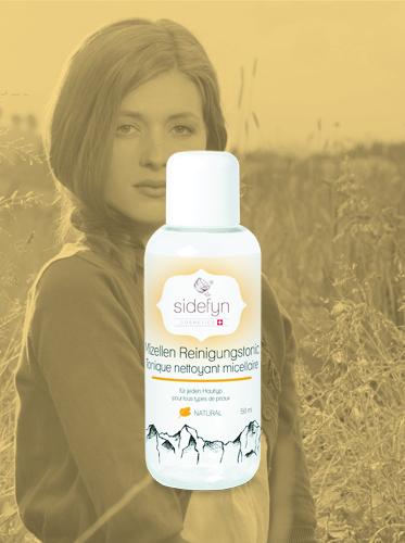 Mizellen Reinigungstonic von Sidefyn Cosmetics