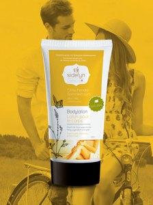 Molke-Bodylotion Erfrischender Sommertraum von Sidefyn Cosmetics
