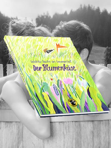 Buch Detektiv Dachs im Emmental - Der Blumenkäse