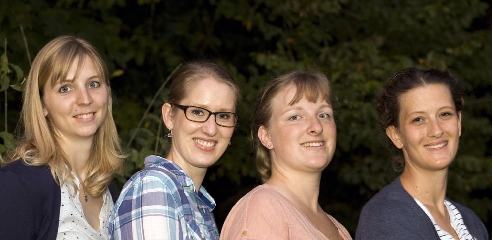 Team Sidefyn Blogerinnen