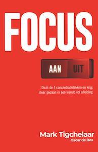 boek Focus aan uit Mark Tigchelaar