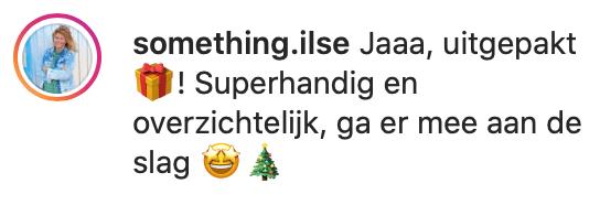 Review Ilse