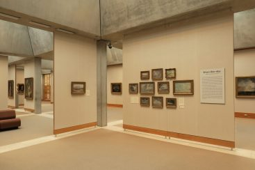 British Art Museum at Yale 4 by Paul Clemence