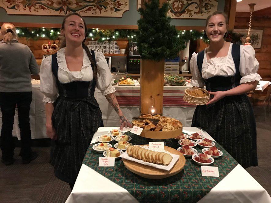 Al Johnsons Swedish Restaurant