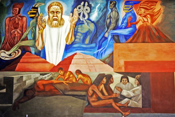 Orozco Murals