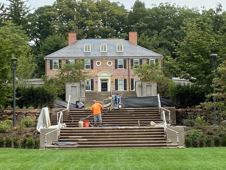 Greenwood Gardens house