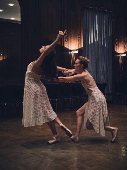 """Stray Bird"" by New Chamber Ballet photo: Arnaud Falchier, 2018"