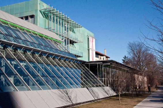 The Renzo Piano addition to the Isabella Stewart Gardner Museum